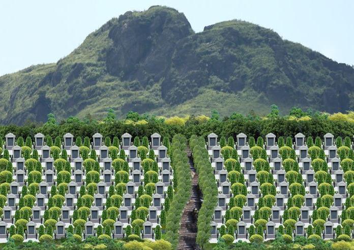 重庆公墓讲解墓地周围气场的重要性