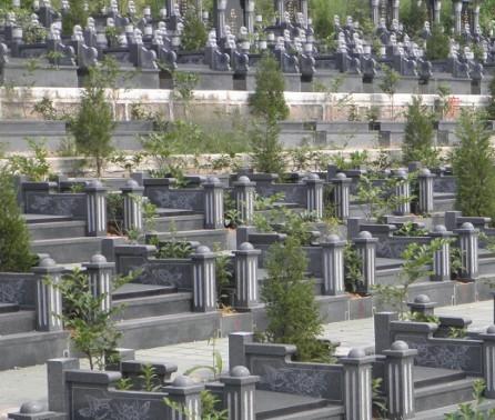 为什么农村墓地越来越豪华,风水怎么看