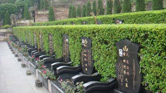 重庆主城区不再新建经营性公墓
